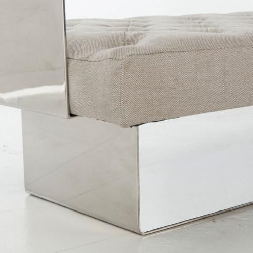 Vinci Bench - Mahala Woven
