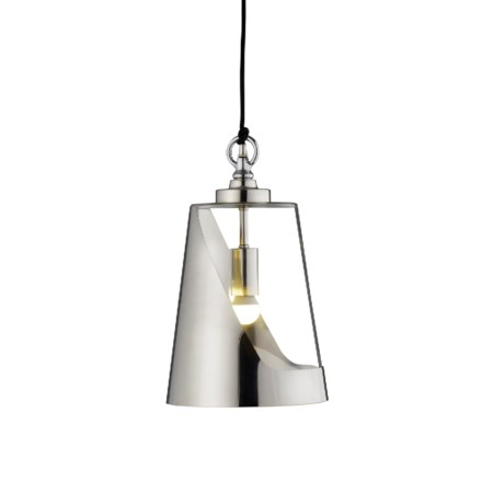 Bessie Pendant Lamp - Stainless Steel / 120v US