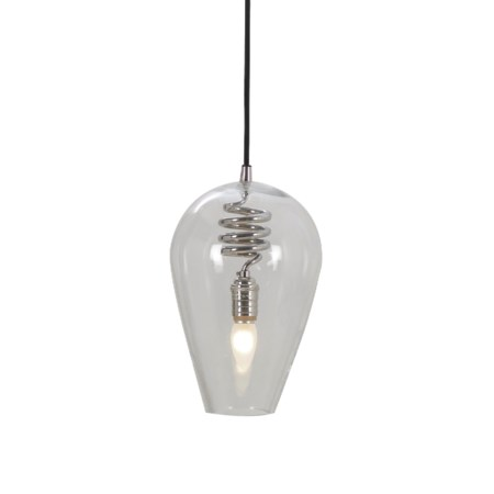 Brando Pendant - Small / Stainless Steel / 120v US