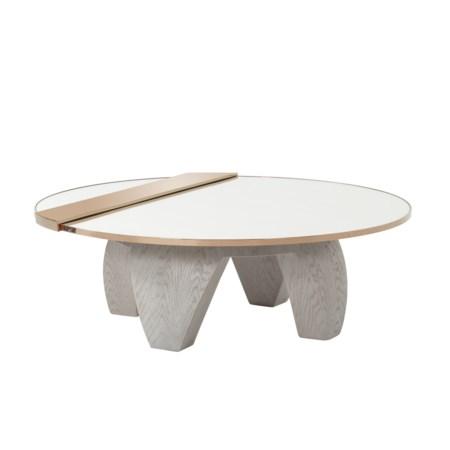 Titian Coffee Table - Mirror