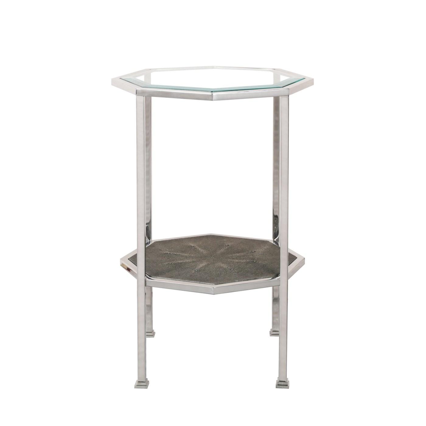 Hexagonal Accent Table