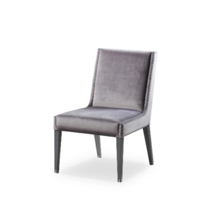 Lowry Dining Chair - Victor Smoke