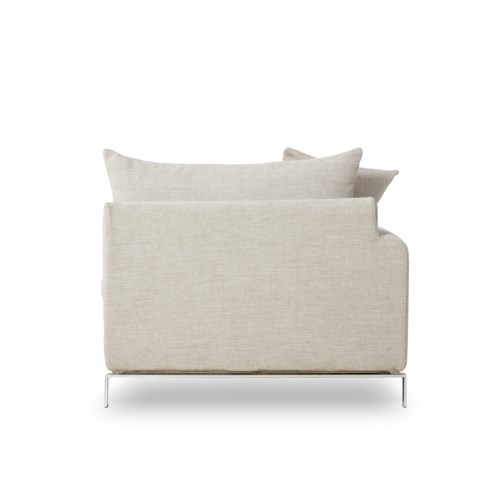 Marcello Sectional - Left Arm Facing Chaise / Paraggi Oat