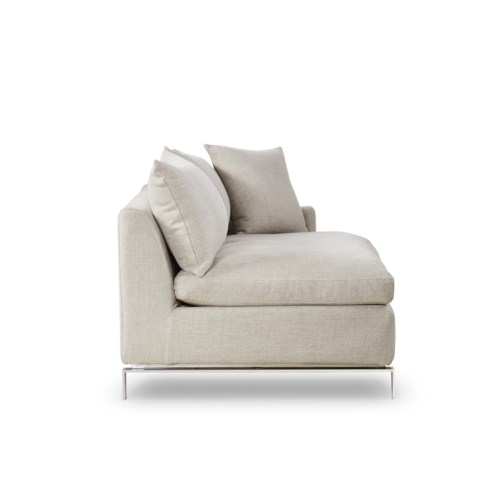 Marcello Sectional - Right Arm Facing Sofa / Paraggi Oat