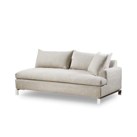 Marcello Sectional - Right Arm Facing Sofa / Paraggi Oat