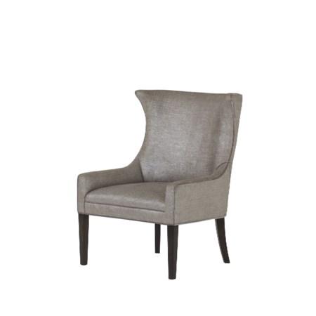 Hamish Chair - Mitt Silver