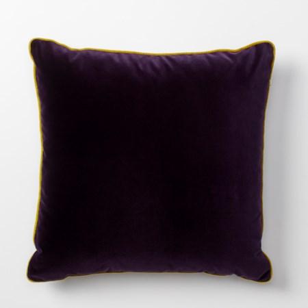 Throw Pillow - 56 x 56, Vadit Deep Purple body
