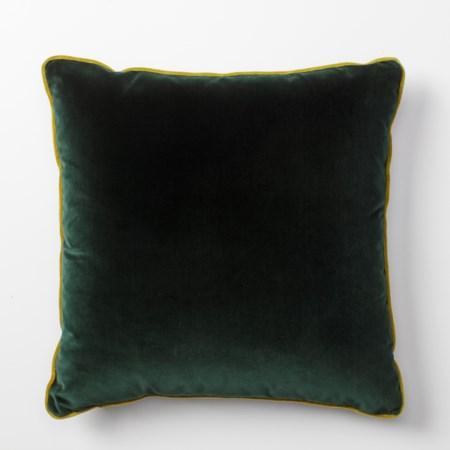 Throw Pillow - 56 x 56, Vadit Green Emerald