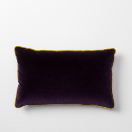Throw Pillow - 53 x 33, Vadit Deep Purple body