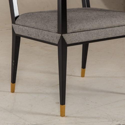 Reform Arm Chair - Black - Grade 1