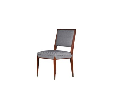 Reform Side Chair - Rosewood - Grade 1