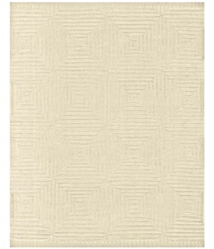 CHANNELS 7276F IN IVORY 4' x 6'