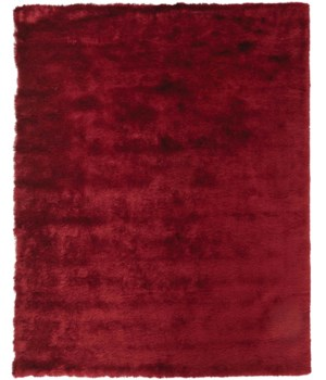 INDOCHINE 4550F IN CRANBERRY 2' X 3'-4""