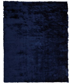 INDOCHINE 4550F IN DARK BLUE 2' X 3'-4""