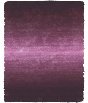 "INDOCHINE 4551F IN PURPLE 3'-6"" x 5'-6"""