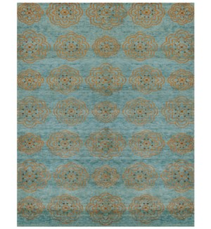 QING 6065F IN TEAL