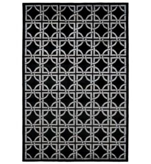 DIM SUM 6071F IN BLACK-ZINC