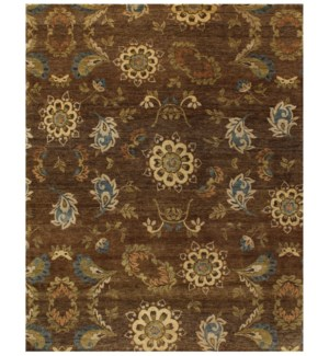 AMZAD 6113F IN BROWN