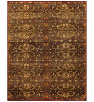 AMZAD 6115F IN BROWN