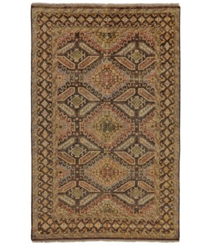 "ASHI 6127F IN BROWN/BROWN 5'-6"" x 8'-6"""