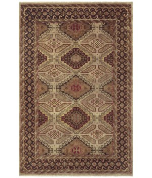 "ASHI 6127F IN CAMEL/BROWN 5'-6"" x 8'-6"""
