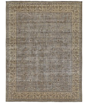 """OURAY 6132F IN SMOKE/IVORY 5'-6"""" x 8'-6"""""""