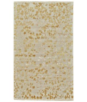 "ESCALANTE 6137F IN IVORY/GOLD 7'-9"" x 9'-9"""