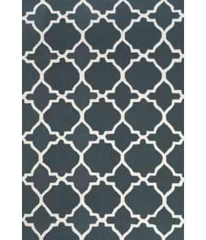 "CETARA 4107F IN GRAY/WHITE 8'-6"" x 11'-6"""