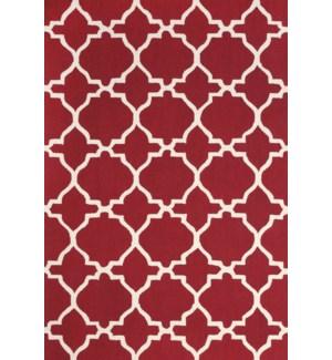 CETARA 4107F IN RED-WHITE