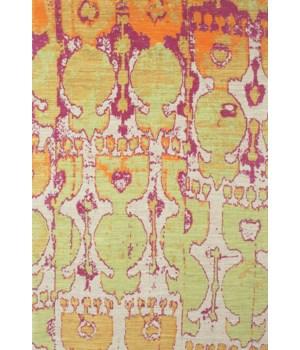 CORONADO 0525F IN PINK/GREEN 5' x 8'