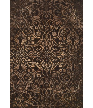 MAHSA 8400F IN BROWN/LIGHT BROWN 5' x 8'