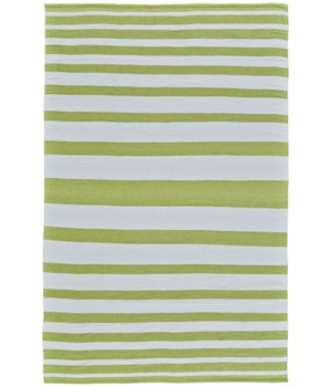 SARGASSO I 0633F IN GREEN/WHITE 4' x 6'
