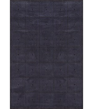 "AZERI 3844F IN BLACK/CHARCOAL 2'-2"" x 4'"