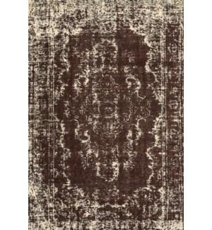 AZERI II 3845F IN DARK CHOCOLATE-ECRU