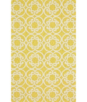 """HASTINGS 4247F IN MAIZE 7'-6"""" x 9'-6"""""""