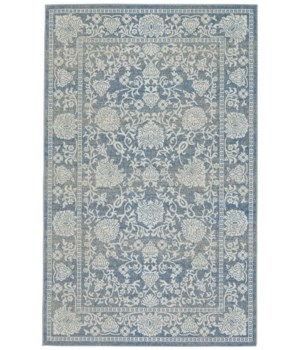 THATCHER 3671F IN DENIM 10' X 13'-2""