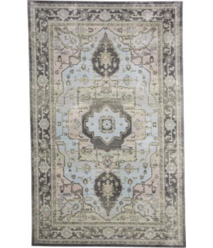 "KATARI 3377F IN TAUPE/CASTLE 2'-2"" x 4'"