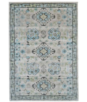 "KATARI 3378F IN BIRCH/STERLING 4'-3"" X 6'-3"""