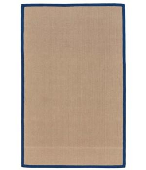 """BERLE 0734F IN BLUE 3'-6"""" x 5'-6"""""""
