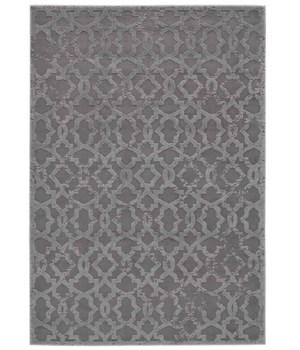 "AKHARI 3675F IN SILVER 1'-6"" X 1'-6"" Square"