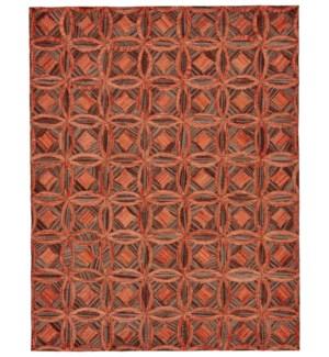 BERMUDA 0746F IN BROWN-RED
