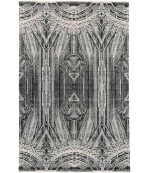"LYRA 6552F IN CHARCOAL 1'-6"" X 1'-6"" Square"