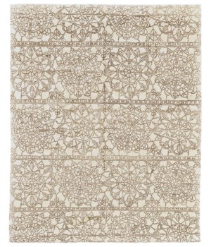 """OLIVIER 7207F IN IVORY 8'-6"""" x 11'-6"""""""