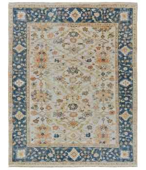 ANDERS 6873F IN BEIGE/CHARCOAL 4' x 6'