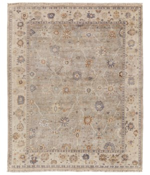 ANDERS 6875F IN LIGHT GRAY/IVORY 4' x 6'