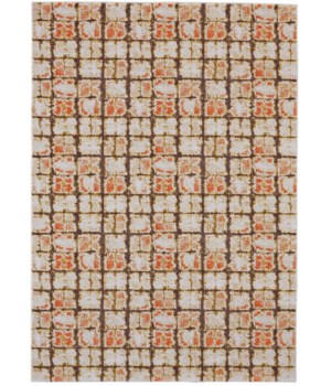 "CAMBRIAN 3391F IN SORBET 2'-2"" x 4'"