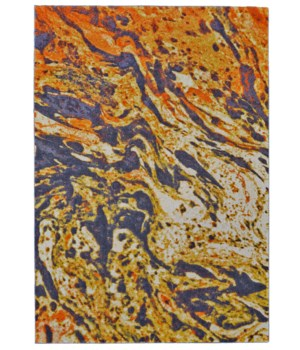 "CAMBRIAN 3396F IN FLAME 2'-10"" X 7'-10"""