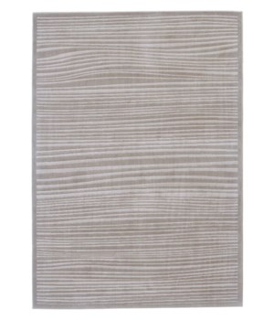 MELINA 3398F IN TAUPE/WHITE 10' X 13'-2""