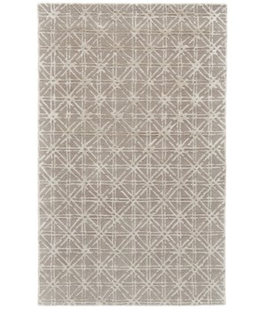 "MANOA 8353F IN BEIGE/BEIGE 0'-6"" X 0'-6"""