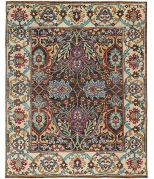 "PIRAJ 6461F IN MULTI 7'-9"" x 9'-9"""